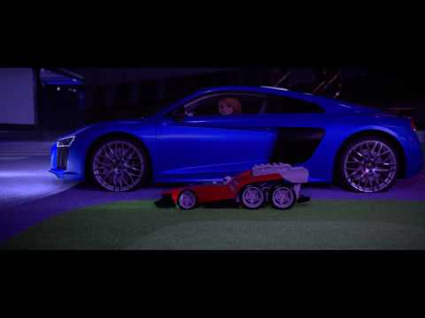 Audi Commercial - Let's Change the Game