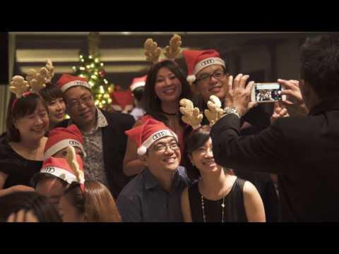 A Christmas celebration with myAudiworld members