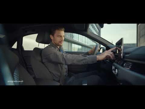 Audi- Future is an attitude