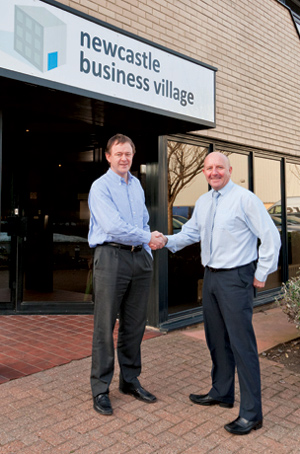 Newcastle Business Village