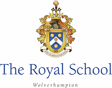 The Royal School Crest