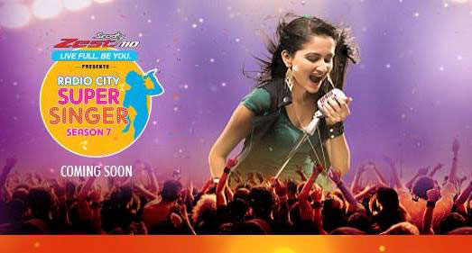 Super Singer Season 7 on Star Vijay – Online Registration & Audition Details