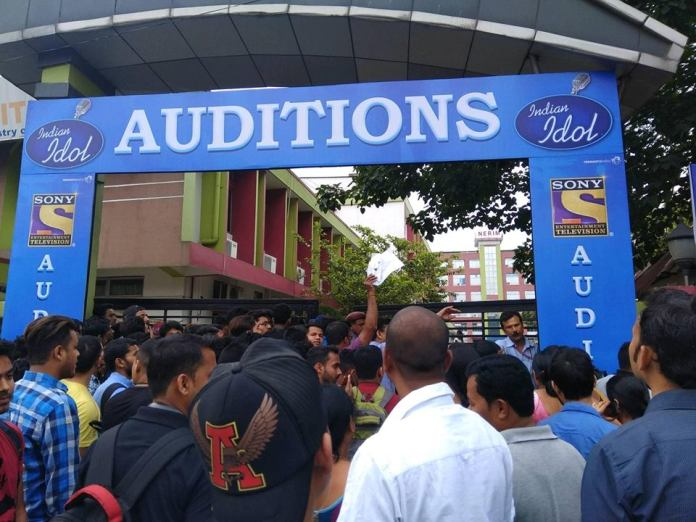 Indian Idol 2019 Season 11 Auditions
