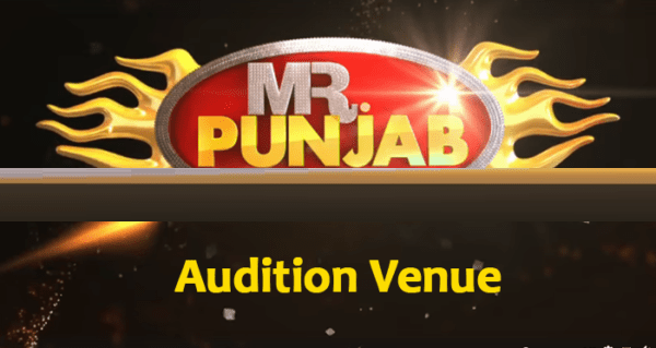 Mr. Punjab 2019 Auditions Dates and Registration