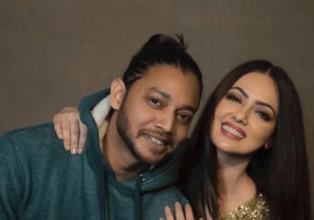 Nach Baliye 2019 Contestant - Sana Khan-Melvin Louis