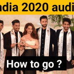 Mr. India 2020 Auditions & Online Registration