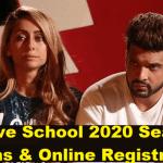 MTV Love School 2020 Season 5 Auditions & Online Registration