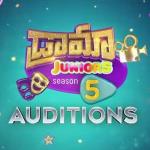 Zee Telugu Drama Juniors 2019 Season 5 Auditions