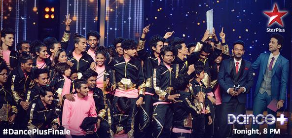 Dance Plus 2015 Season 1 Winner V Company