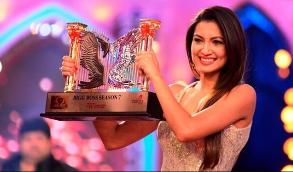 Gauhar Khan – Bigg Boss Season 7 Winner 2013