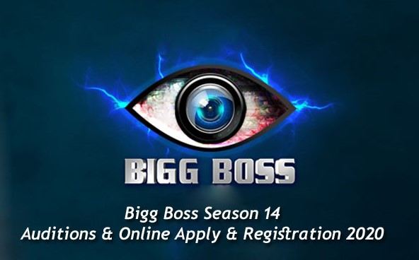 Bigg Boss Season 14 Auditions & Registration