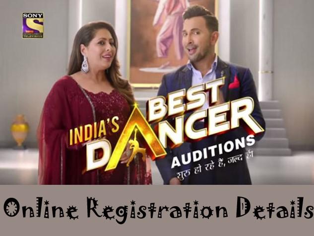 India's Best Dancer 2021 Season 2 Auditions