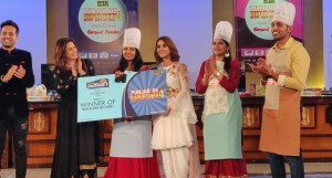 Punjab De Superchef Season 4 Winner (2019) - Vandana Gupta