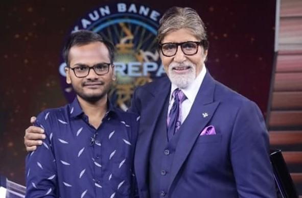 KBC Season 11 Winner Sanoj Raj