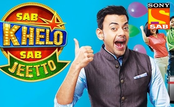 SAB TV Sab Khelo Sab Jeetto Registration Details
