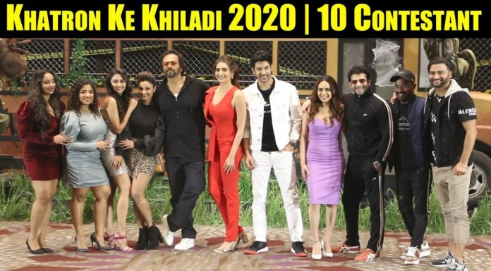 Khatron Ke Khiladi 2020 Season 10 Contestants List & Host