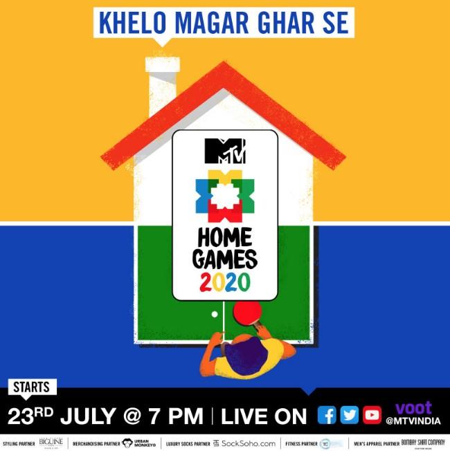 MTV Home Games 2020 Registration