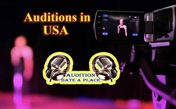 Auditions in USA