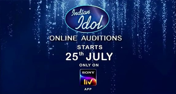 Indian Idol 12 Registration From Home on SonyLIV
