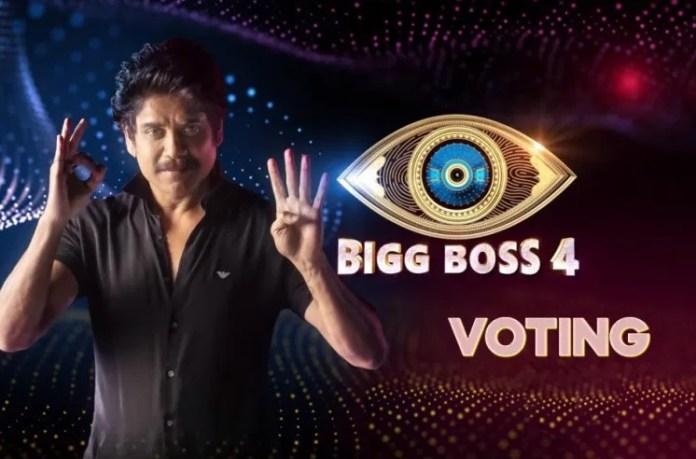 Bigg Boss Telugu Season 4 Voting Online