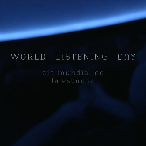 Día mundial de la escucha 2015
