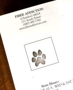 Fiber Addiction passport