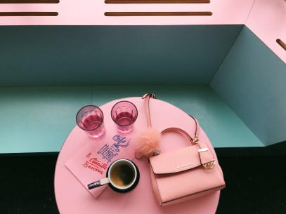 Cafe Henrie - c/o Gal Meets Glam