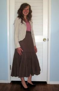 Dress w/ Jacket