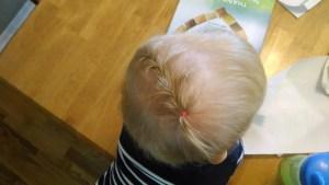 Mini French Braid