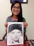 Student Lauren Cox