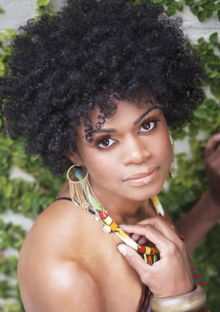 Hair Crush: Kimberly Elise - AudreyCan.com