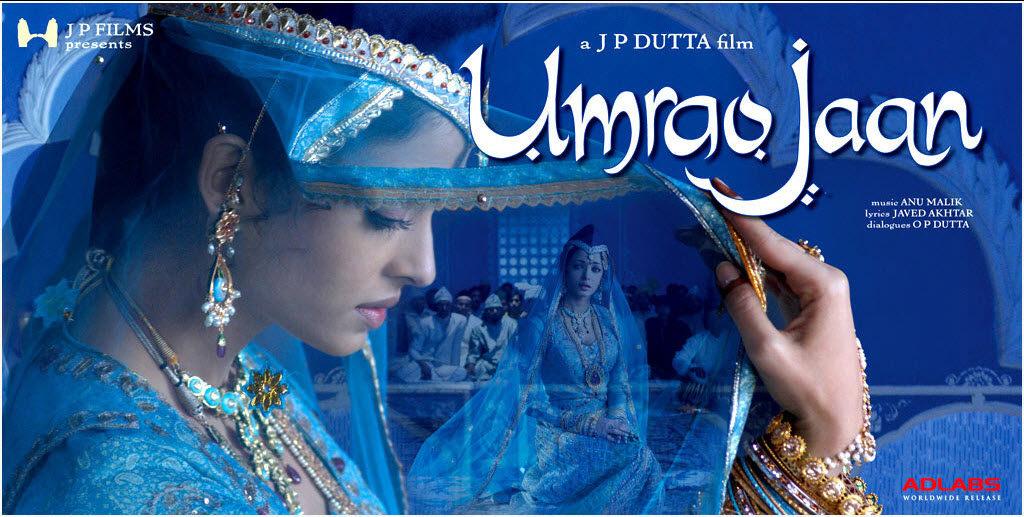 """Black Girl Digs Bollywood (BGDB): """"Salaam"""" from """"Umrao Jaan"""" (2006)"""