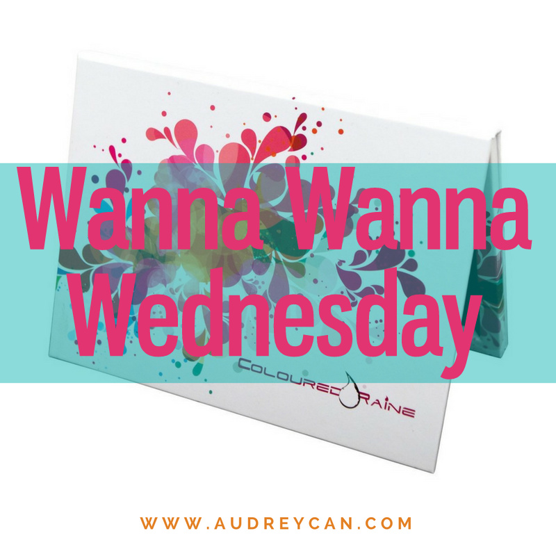 Wanna Wanna Wednesday: Extra Large Mirrored Palette by Colored Raine