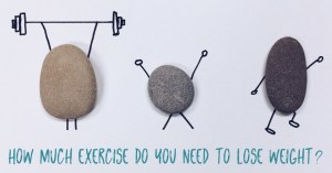How Much Exercise Do You Need to Lose Weight?