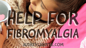 healing help for fibromyalgia