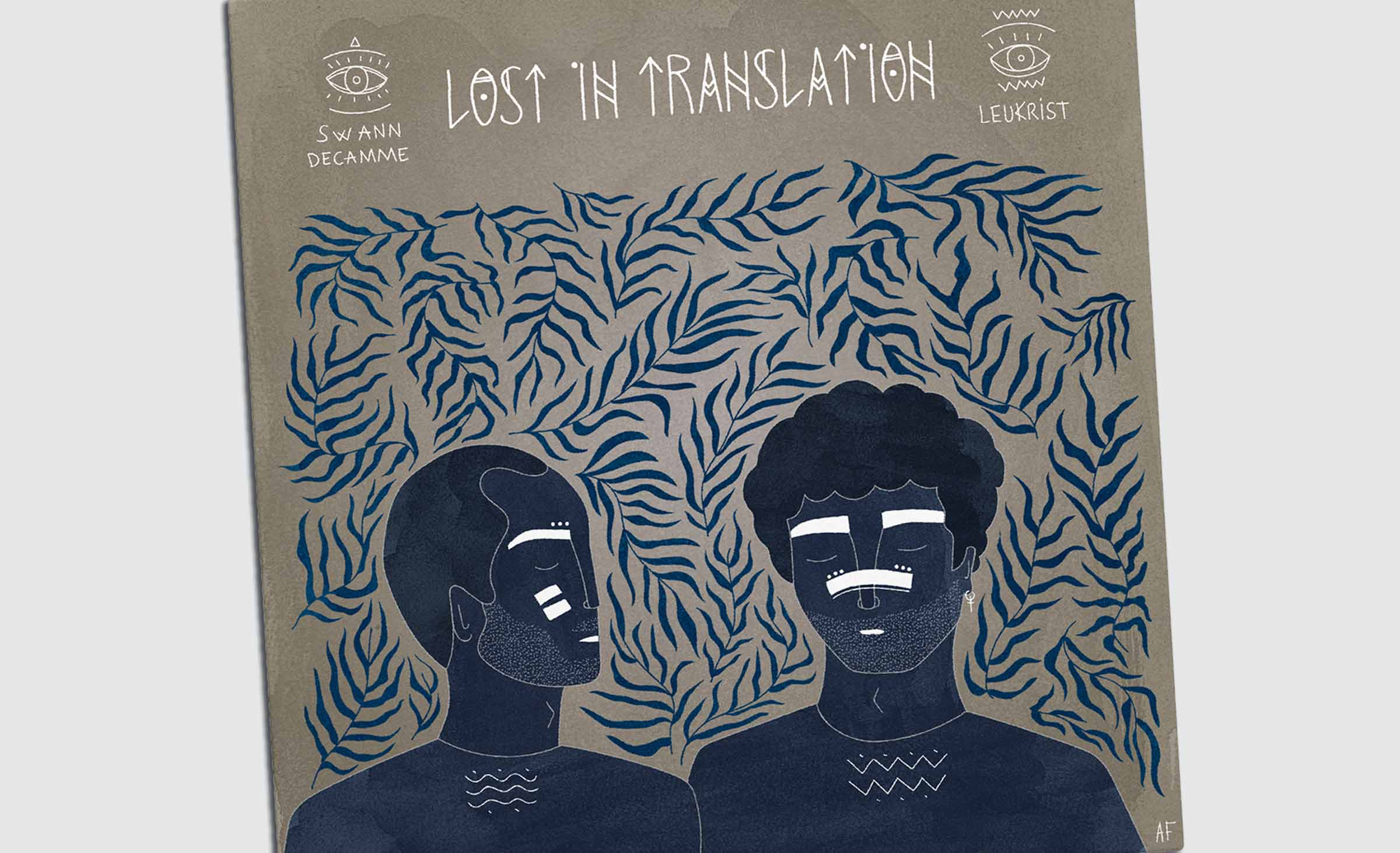 Cover « LOST IN TRANSLATION »