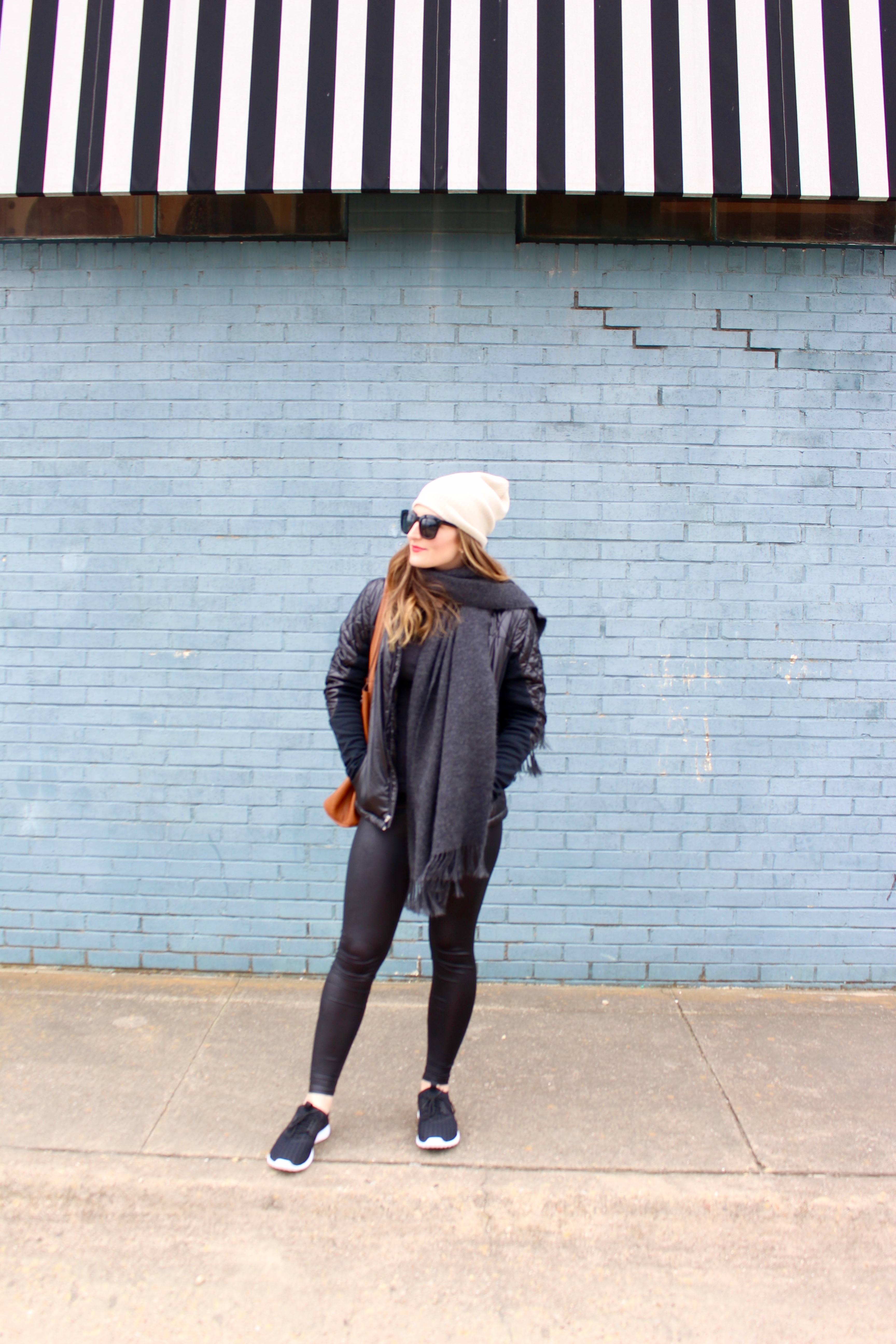 street style with nike