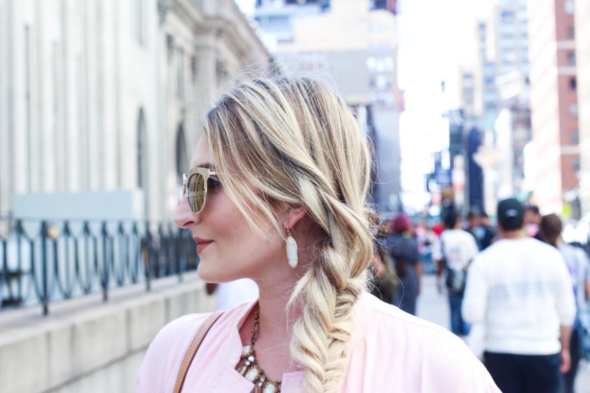 NYFW hair | AMS Blog
