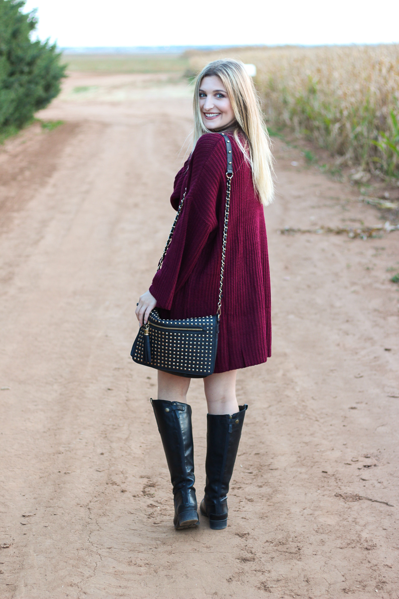 Corn Maize Date Night OOTN | AMS Blog