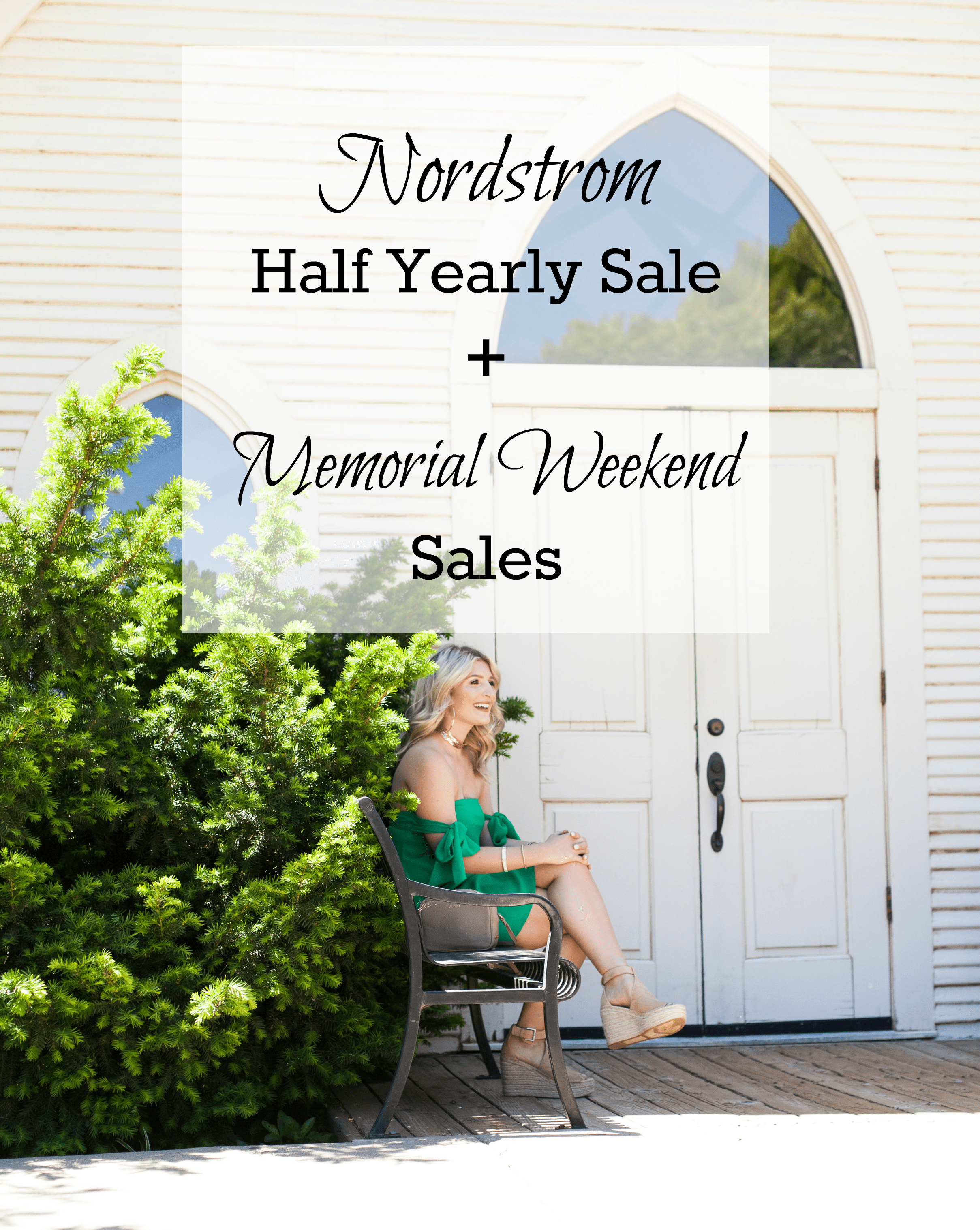 Nordstrom Half Yearly & Memorial weekend sale roundup | Sale alert | Shop Now | fashion blogger - Nordstrom Memorial Day Sales featured by popular Texas fashion blogger, Audrey Madison Stowe