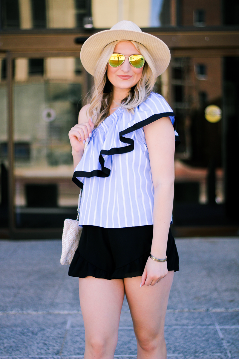How To Incorporate More Color Into Your Wardrobe | Styling color | Summer Style |by lifestyle and fashion blogger Audrey Madison Stowe