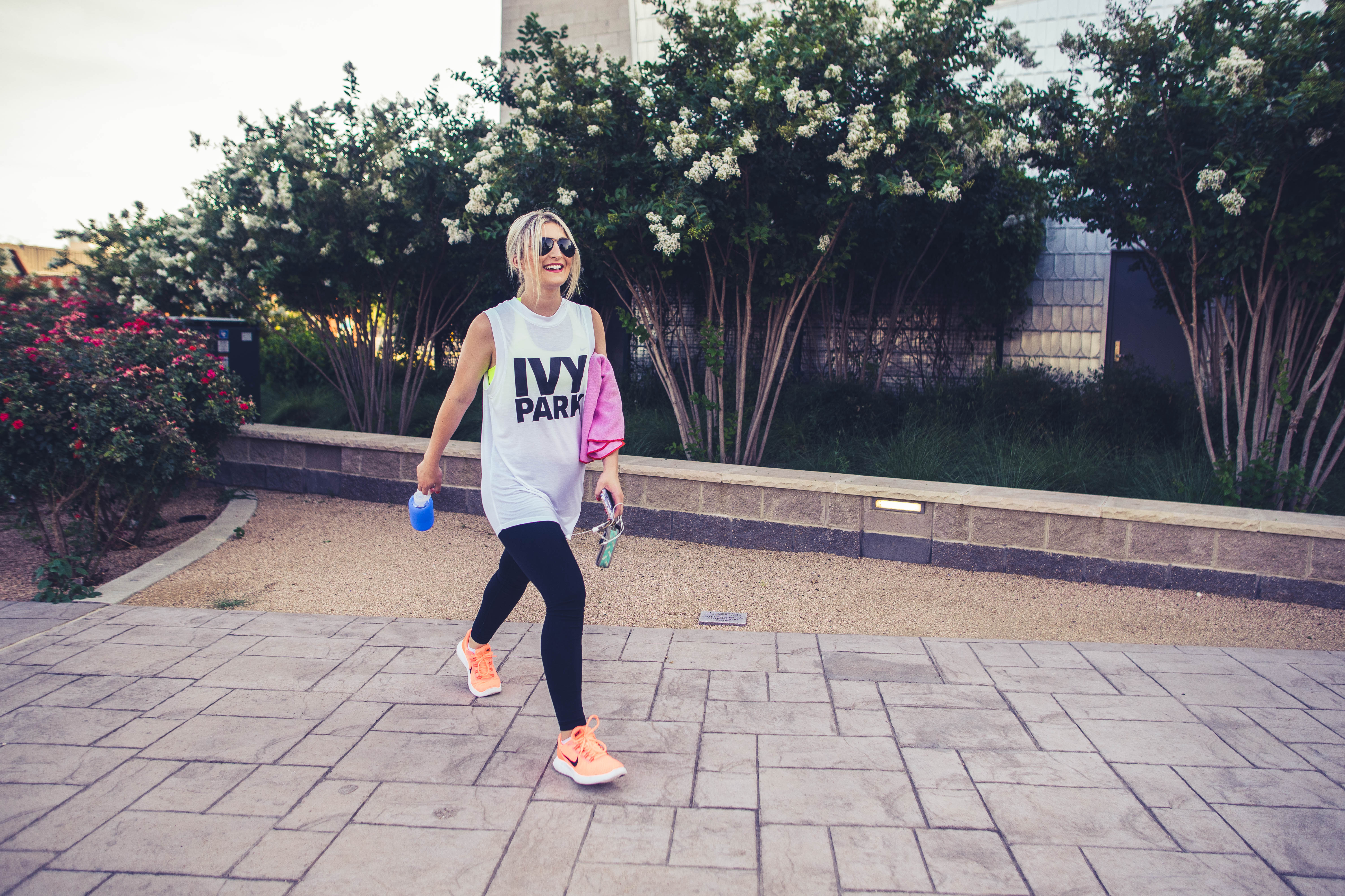 College Workout Routine for Summer | West Texas | Audrey Madison Stowe lifestyle and fashion blogger