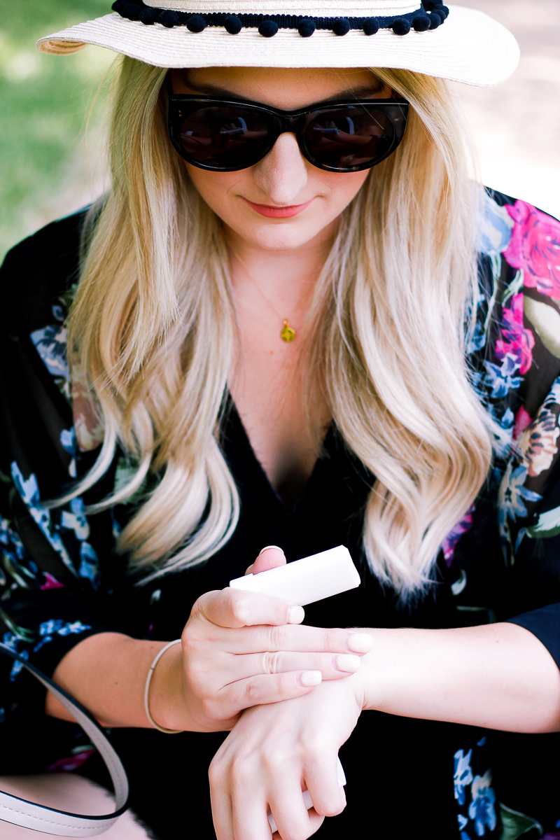 The Zoe Report Summer Box of Style | Audrey Madison Stowe a fashion and lifestyle blogger | Review
