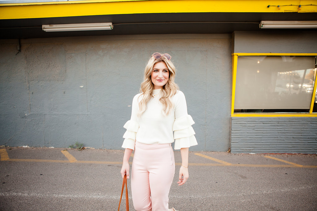 Hello 2018 + New Year Resolutions | Audrey Madison stowe a fashion and lifestyle blogger - New Year Resolutions by popular Texas style blogger Audrey Madstowe