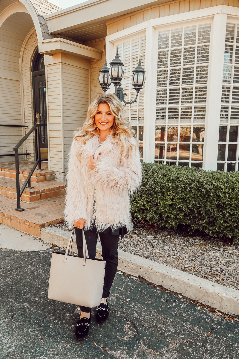 Fur for the Holiday's and Winter | Winter Beauty | Audrey Madison Stowe a fashion and lifestyle blogger
