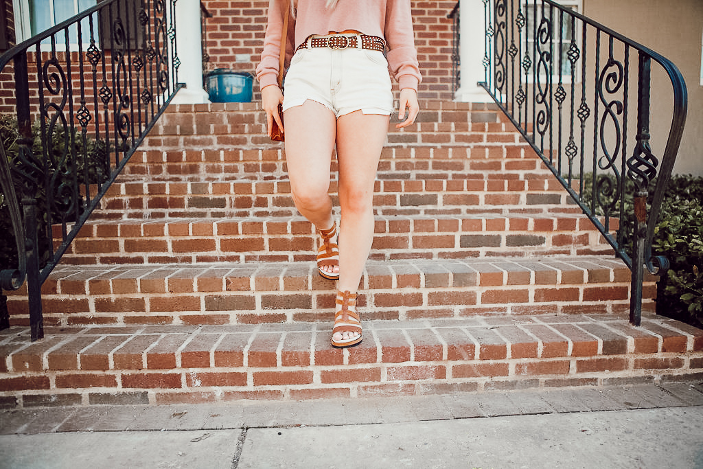 Every Day Spring Outfit with Jambu Shoes | Audrey Madison Stowe a fashion and lifestyle blogger - Jambu Shoes review by popular Texas style blogger Audrey Madison Stowe