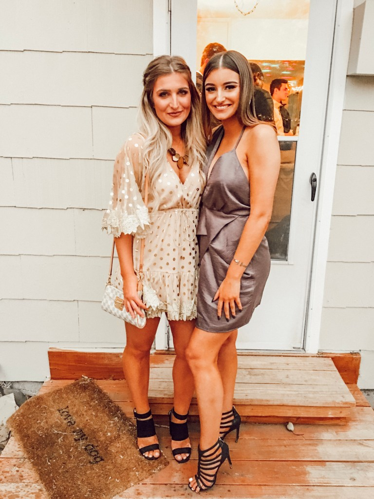 My last Sorority Formal Weekend in A Glance | Audrey Madison Stowe a fashion and lifestyle blogger