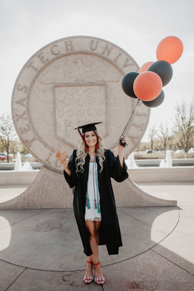 Texas Tech Graduate | Next Plans | Audrey Madison Stowe a fashion and lifestyle blogger - Graduation and My Next Steps After Graduation