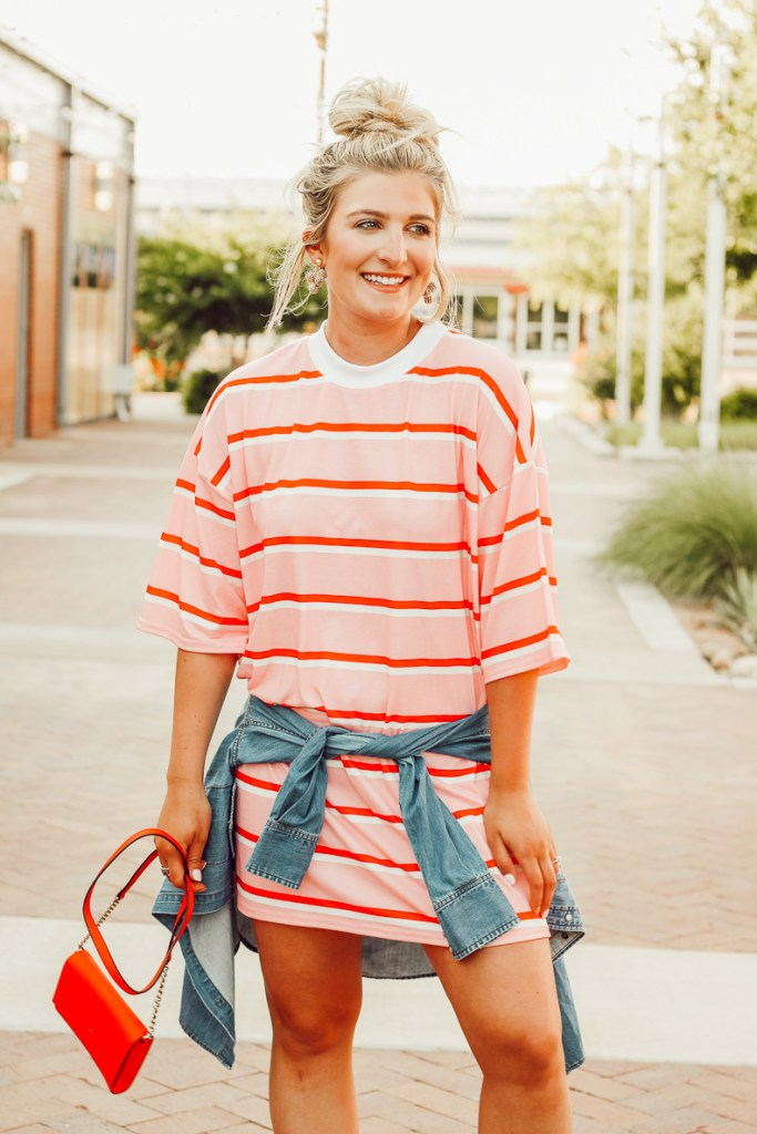 Trend alert: Stripes | Summer Stripes | Audrey Madison Stowe a fashion and lifestyle blogger - Trending: Summer Stripes | Under $50 featured by popular Texas style blogger, Audrey Madison Stowe