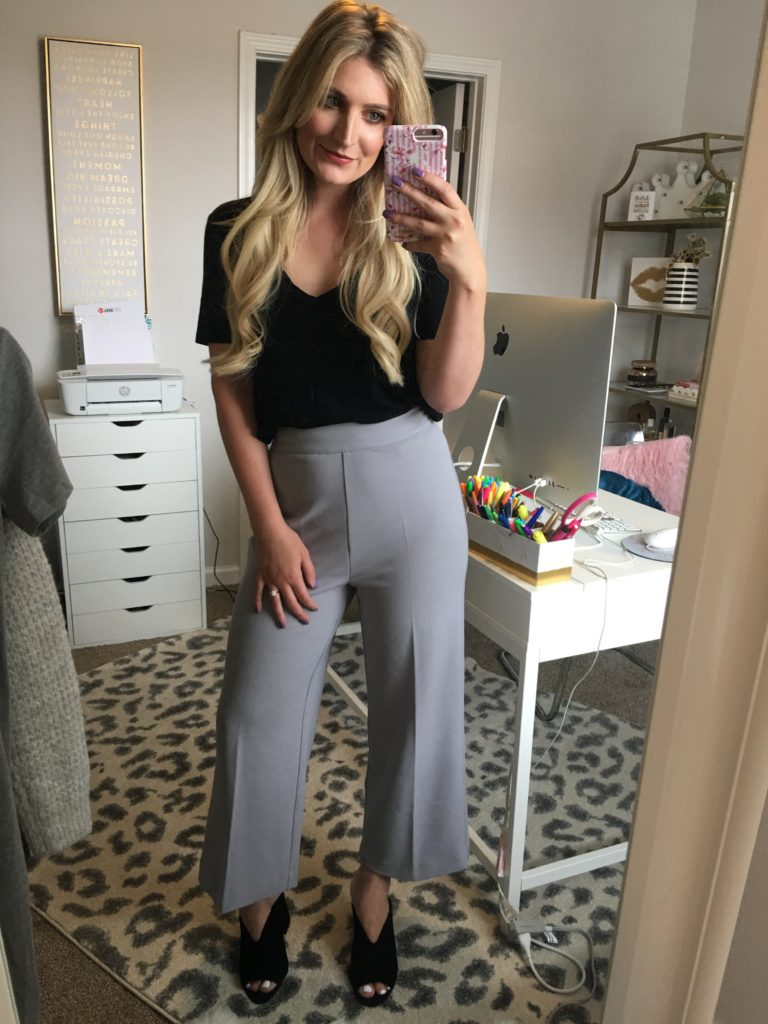 Nordstrom Anniversary Sale Try-On featured by popular Texas fashion blogger Audrey Madison Stowe